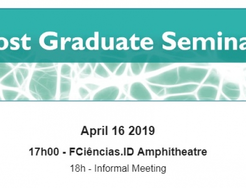 BioISI Post Graduate Seminars, April 16 – Tomás Silva and Márcia Faria